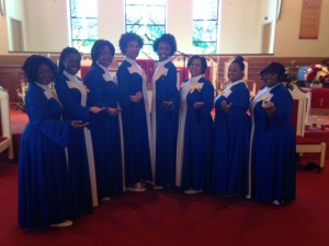 Mt. Calvary Dance Ministry - Daughters of Divine Guidance