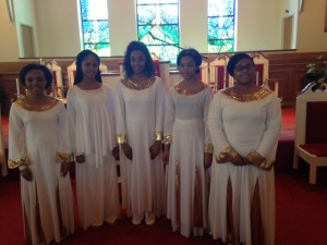 Mt. Calvary Youth Dance Ministry - Spiritual Expressions