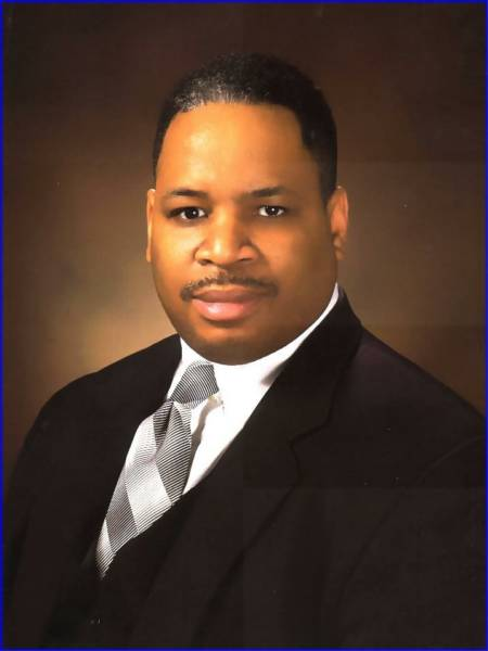 Rev. Jeffery Johnson, Sr. Official Photo